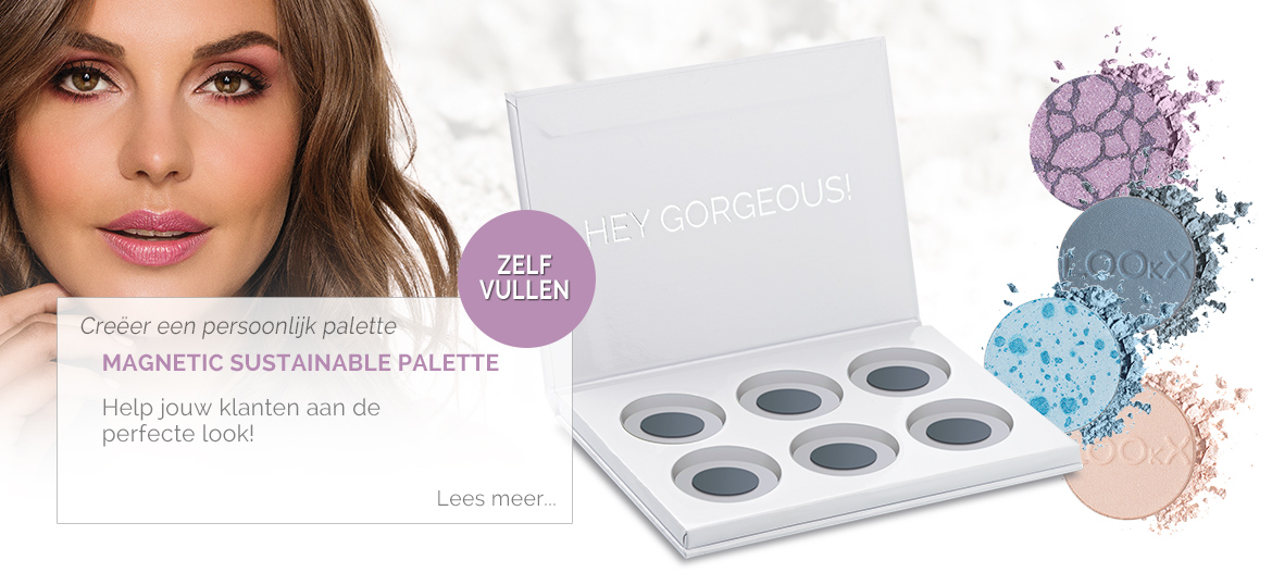 NIEUW: Magnetic sustainable palette